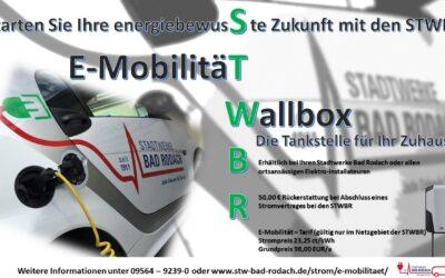 Wallbox – die Tankstelle für Ihr Zuhause